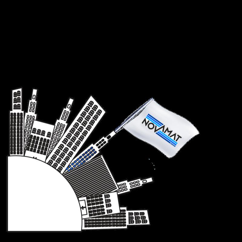 novamatflagblue